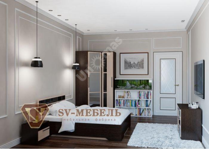 Эдем-2, Кровать (1.6х2), Спальни, Кровати, Стоимость 7304 рублей., фото 3
