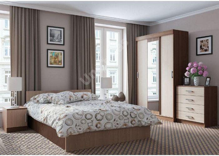 Эдем-5, Кровать 1,60*2,00, Спальни, Кровати, Стоимость 5839 рублей.