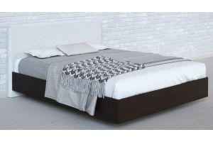Кровать двойная №1 Ромб (1,6х2,0м)