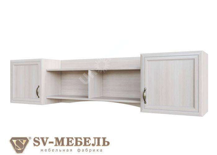 Вега, ДМ-10 Навес Навес над кроватью, Офисная мебель, Полки, Стоимость 6564 рублей., фото 2