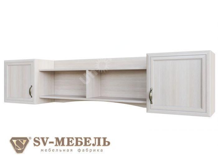 Вега, ДМ-10 Навес Навес над кроватью, Офисная мебель, Полки, Стоимость 6564 рублей.