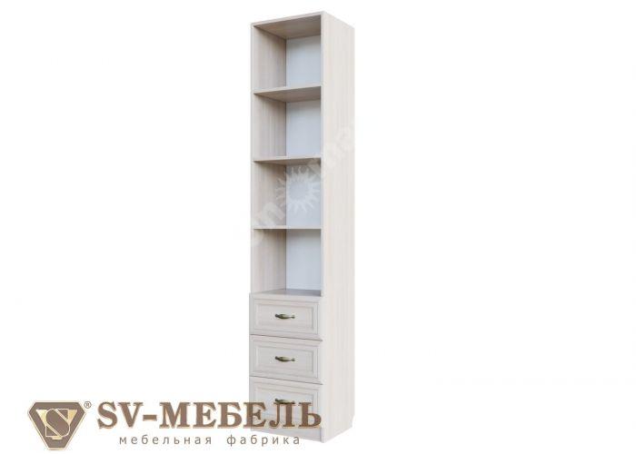 Вега, ДМ-12 Пенал 3 ящика, Детская мебель, Модульные детские комнаты, Вега, Стоимость 14417 рублей.