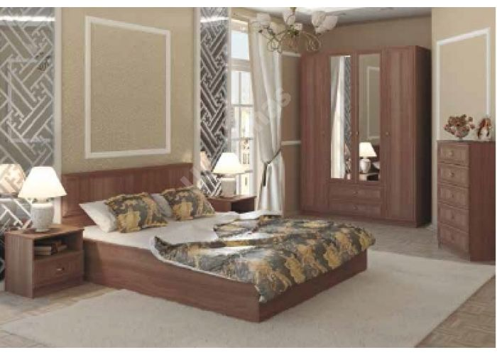 Вега, ВМ-15 Кровать 1.6*2.0 Без основания под матрац, Спальни, Кровати, Стоимость 7627 рублей., фото 3