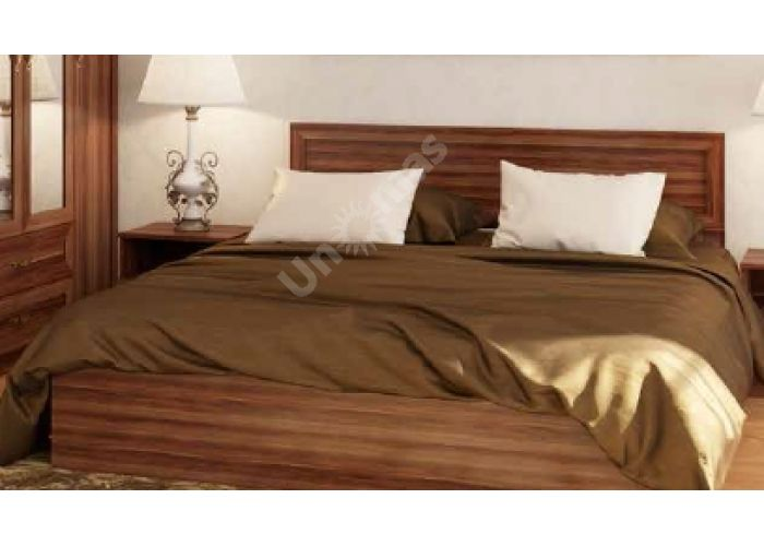 Вега, ВМ-15 Кровать 1.6*2.0 Без основания под матрац, Спальни, Кровати, Стоимость 7627 рублей.