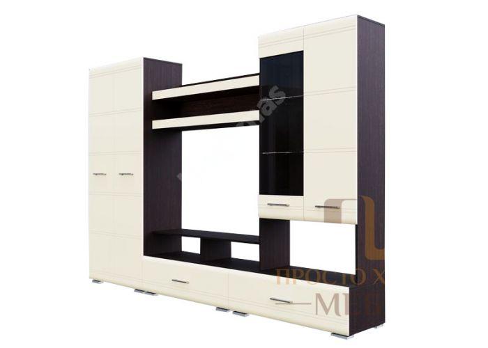 Модульная система №1 Центральная секция, Гостиные, Стенки, Стоимость 30641 рублей.