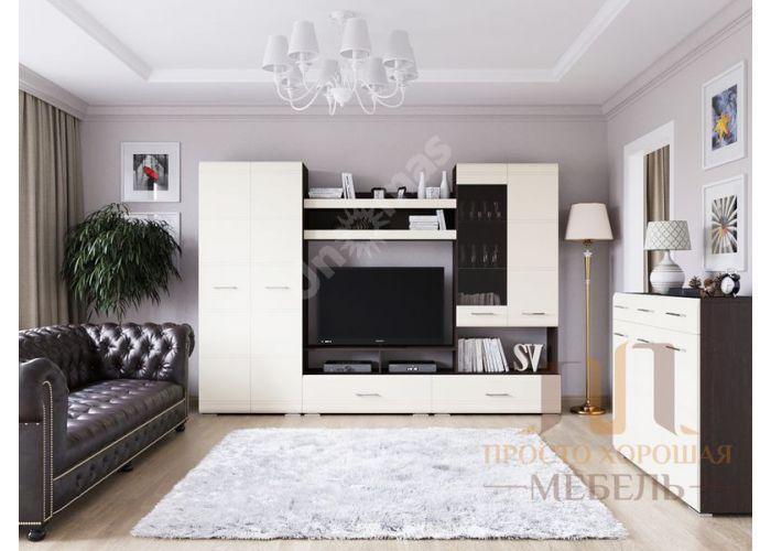 Модульная система №1 Центральная секция, Гостиные, Стенки, Стоимость 30641 рублей., фото 3