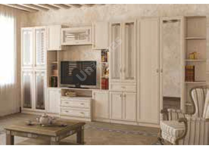 Вега, ВМ-12 шкаф для посуды, Гостиные, Модульные гостиные системы, Вега, Стоимость 35590 рублей., фото 4
