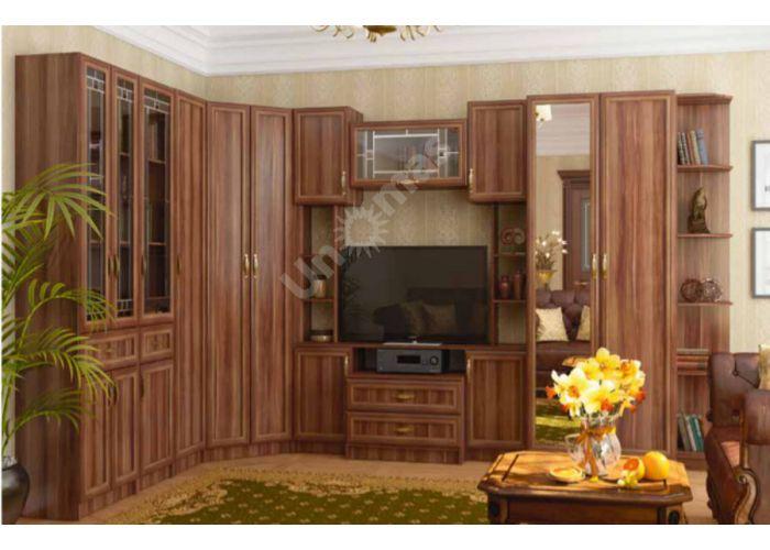 Вега, ВМ-04 шкаф 2-х створчатый, Гостиные, Модульные гостиные системы, Вега, Стоимость 13487 рублей., фото 5