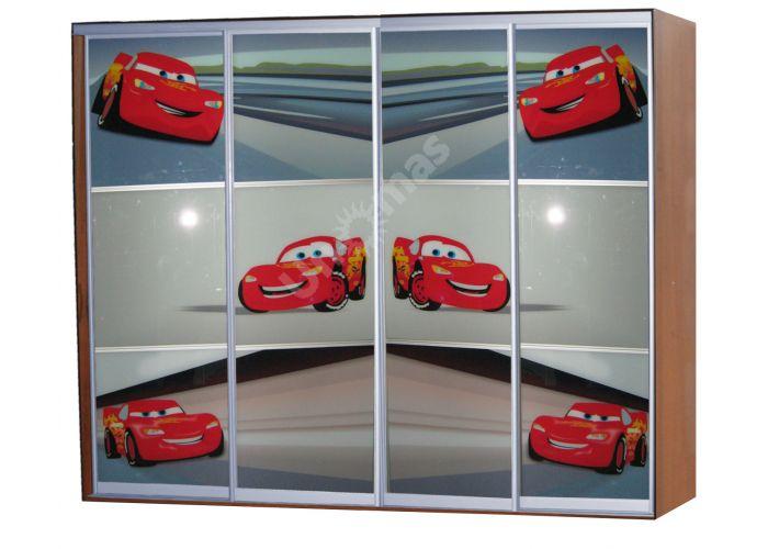 Шкаф-купе Сенатор Фото / 2600*450*2400 (2) мм, Шкафы-купе, Стоимость 35175 рублей.