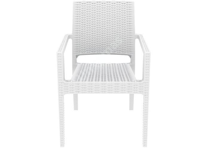 Ибица Сиеста кресло 810 белое, Пляж и сад, Уличная мебель, Стулья и кресла, Стоимость 5700 рублей.