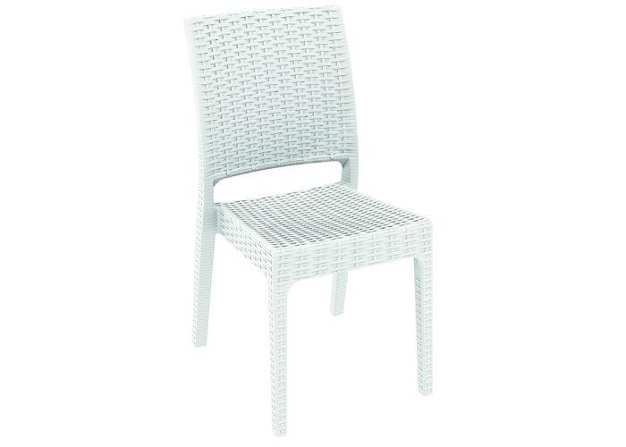 Флорида Сиеста стул 816 белый, Пляж и сад, Уличная мебель, Стулья и кресла, Стоимость 4935 рублей.