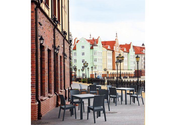 Флорида Сиеста стул 816 тёмно-серый, Пляж и сад, Уличная мебель, Стулья и кресла, Стоимость 4935 рублей., фото 2