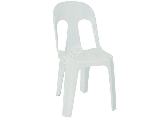 Гюль Сиеста стул 020 белый, Пляж и сад, Уличная мебель, Стулья и кресла, Стоимость 1875 рублей.