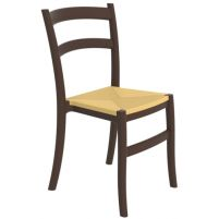 Тиффани-С Сиеста стул 019 коричневый