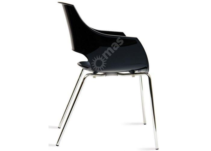 Опал Пластиковое кресло черное, Кухни, Стулья и табуреты, Пластиковые стулья, Стоимость 11880 рублей.