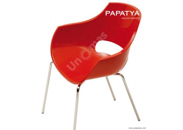 Опал Пластиковое кресло красное, Кухни, Стулья и табуреты, Пластиковые стулья, Стоимость 12300 рублей., фото 4