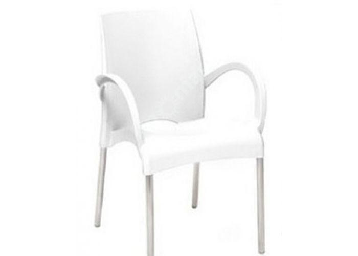 Витал-К Пластиковое кресло белое, Кухни, Стулья и табуреты, Пластиковые стулья, Стоимость 4500 рублей.