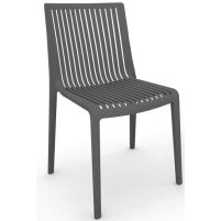 Кул Пластиковый стул черный
