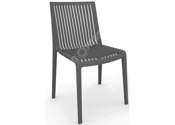 Кул Пластиковый стул черный, Пляж и сад, Уличная мебель, Стулья и кресла, Стоимость 6075 рублей.