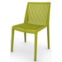 Кул Пластиковый стул зеленый
