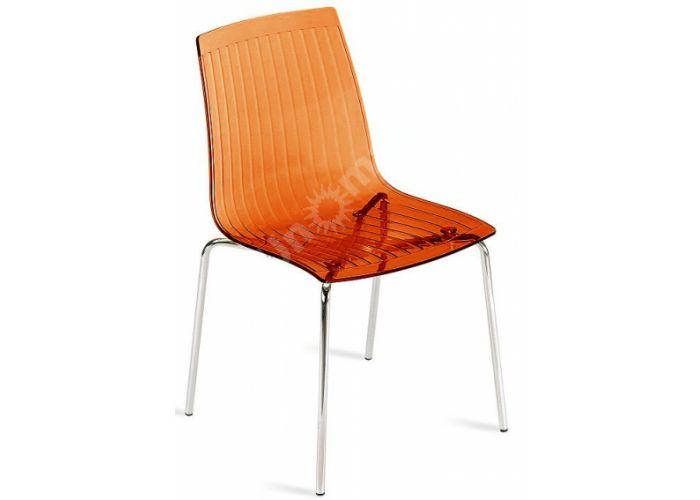 Экстрим С Пластиковый стул оранжевый прозр., Кухни, Стулья и табуреты, Пластиковые стулья, Стоимость 10305 рублей.