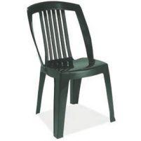 Фавори Пластиковый стул зеленый