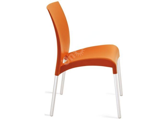 Витал-С Пластиковый стул оранжевый, Кухни, Стулья и табуреты, Пластиковые стулья, Стоимость 3960 рублей.