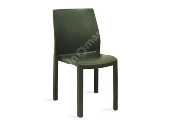 Юмми Пластиковый стул зеленый, Пляж и сад, Уличная мебель, Стулья и кресла, Стоимость 3435 рублей.