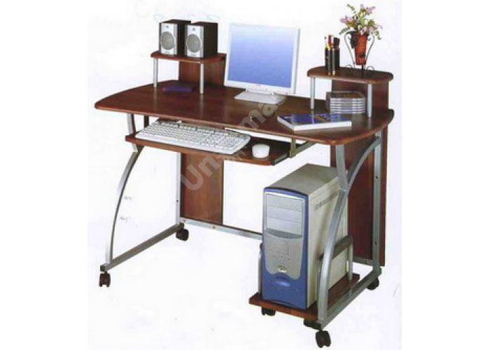 Стол компьютерный S-103 F09 бук, Офисная мебель, Компьютерные и письменные столы, Стоимость 5220 рублей.