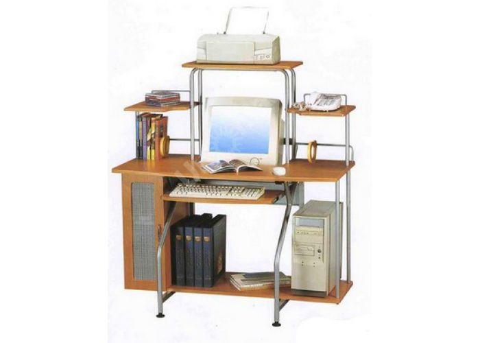 Стол компьютерный CT-705 F01 тик, Офисная мебель, Компьютерные и письменные столы, Стоимость 6480 рублей.