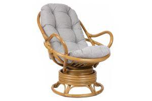 MI-002 Кресло-качалка Swivel Rocker с подушкой