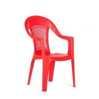 Кресло Венеция красное