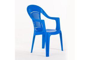 Кресло Венеция синее