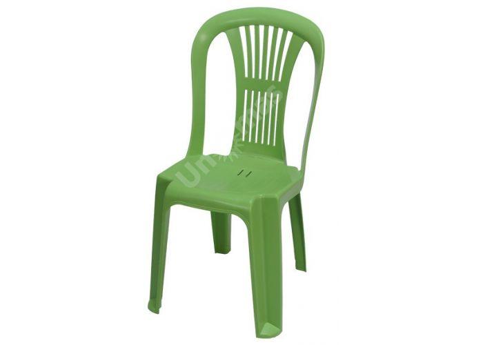 Стул пластиковый CT004-A Karanfi зеленый, Пляж и сад, Уличная мебель, Стулья и кресла, Стоимость 1008 рублей.
