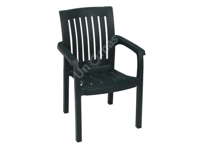 Стул пластиковый CT013 Feslegen, Пляж и сад, Уличная мебель, Стулья и кресла, Стоимость 1971 рублей.