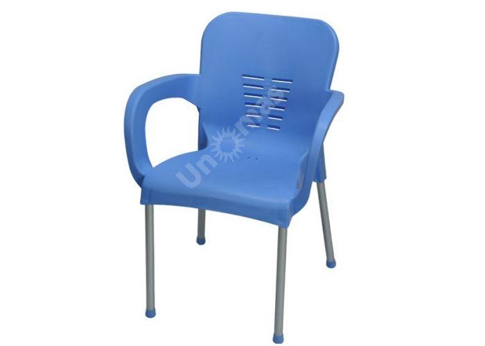 Стул пластиковый CT015-A Kircicegi синий, Кухни, Стулья и табуреты, Пластиковые стулья, Стоимость 2683 рублей.