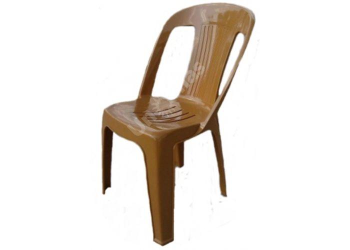 Стул пластиковый Kral, Пляж и сад, Уличная мебель, Стулья и кресла, Стоимость 1127 рублей.