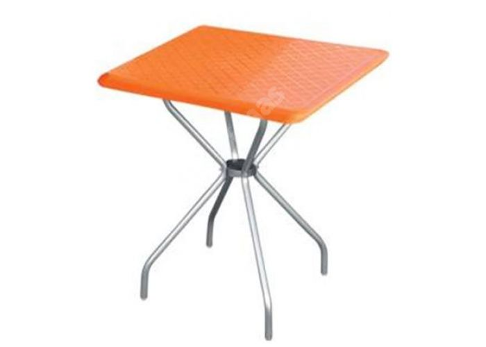 Стол с алюм ножками HD-300 Alfa, Пляж и сад, Уличная мебель, Столы, Стоимость 5426 рублей.