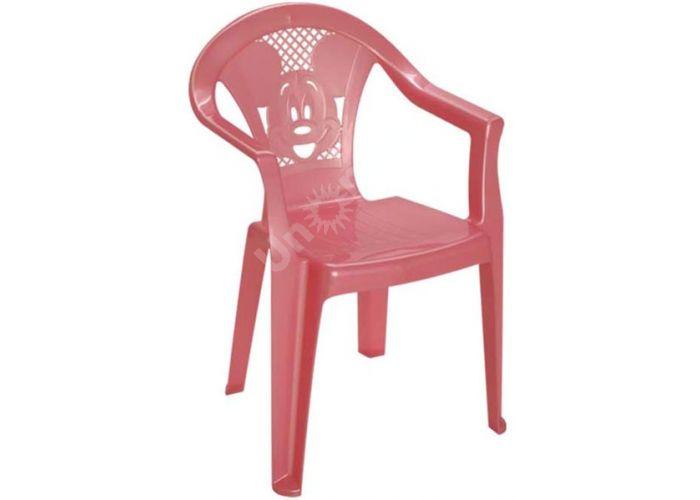 Стул детский пластиковый CM-400 Bunny, Пляж и сад, Уличная мебель, Стулья и кресла, Стоимость 347 рублей.