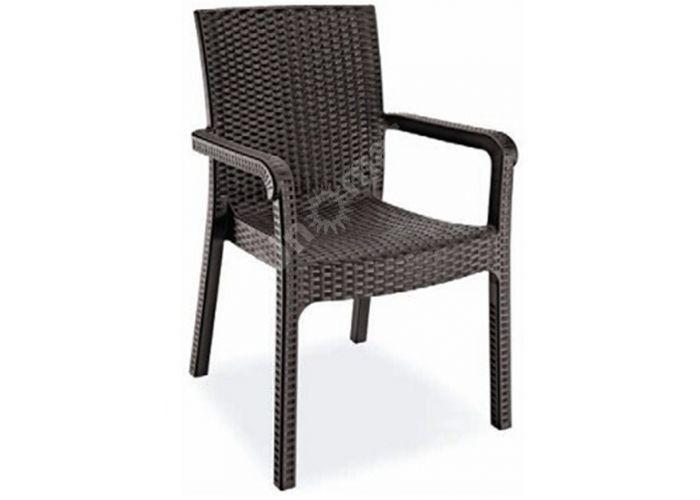 Стул пластиковый HK-700 Marquise, Пляж и сад, Уличная мебель, Стулья и кресла, Стоимость 6208 рублей.