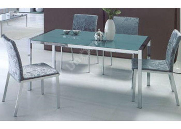 JJt176 1100*700*750 (10мм) хром/стекло, Кухни, Обеденные столы, Стоимость 10786 рублей.