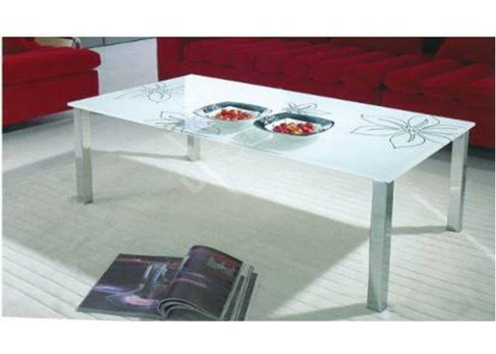 JJ98A хром/стекло 1000*600*425мм, Гостиные, Журнальные столики, Стоимость 5814 рублей.