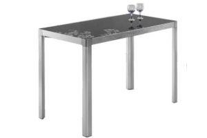 965 алюминий/канабель 1200*700 Стол обеденный