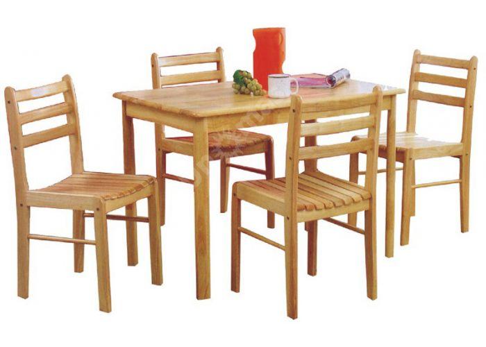 Комплект Starter: обеденный стол + 4 стула С-3003, Кухни, Обеденные столы, Стоимость 15942 рублей.