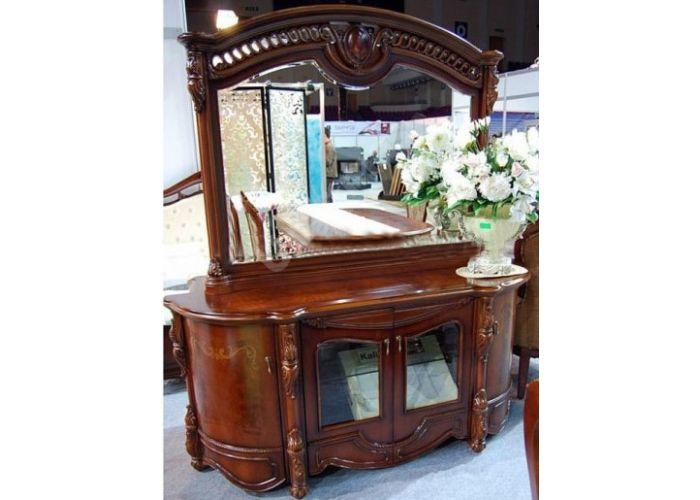 CF-8662, Посудный комод с зеркалом, Гостиные, Витрины и буфеты, Стоимость 71614 рублей.