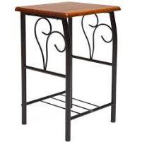 Piccolo Прикроватный столик с полкой