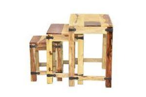 SAP-0077 Набор табуреток / столиков
