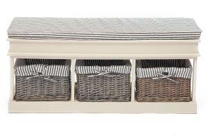 Secret De Maison Seige (mod. SH-82301) Обувница с 3-я корзинами и ящиком