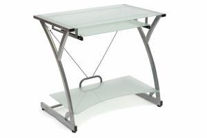 Стол WRX-01  стекло матовое / серый каркас