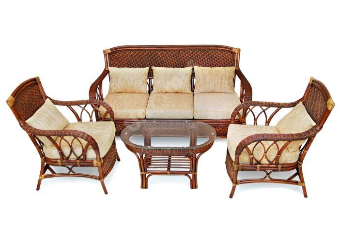 Andrea Комплект для отдыха , Пляж и сад, Уличная мебель, Комплекты, Стоимость 89892 рублей.